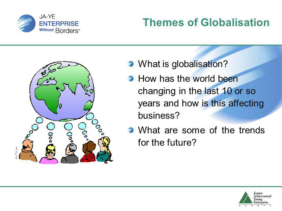 Examples of Multinational/Global companies