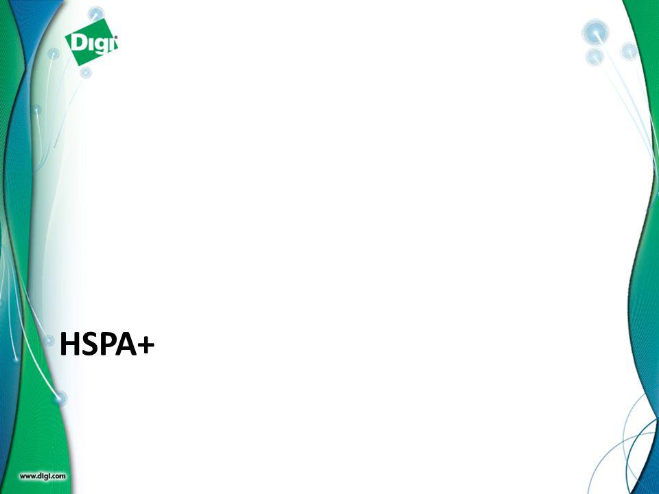 Evolved High-Speed Packet Access is a wireless broadband standard defined in 3GPP release 7.