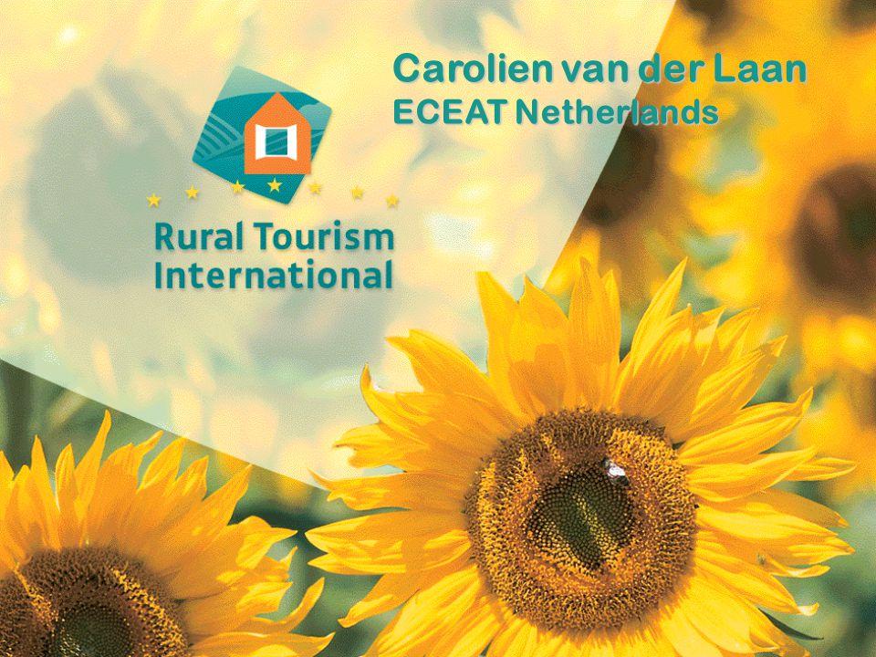 Carolien van der Laan ECEAT Netherlands