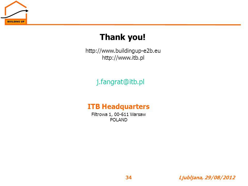 34Ljubljana, 29/08/2012 Thank you.