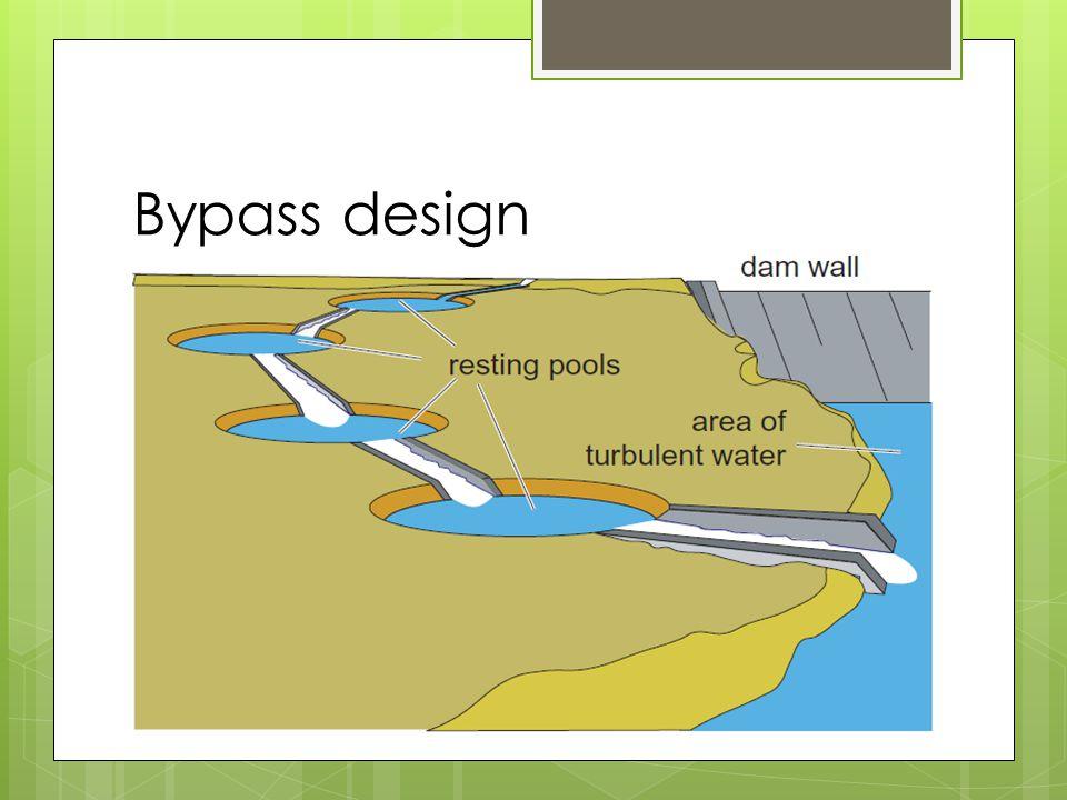 Bypass design
