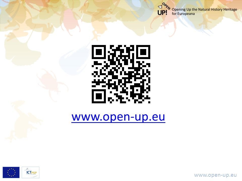 OpenUp! Content
