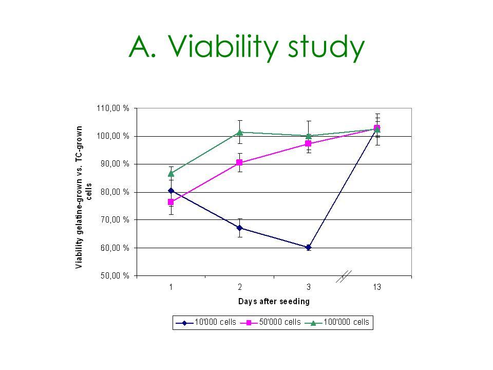 A. Viability study