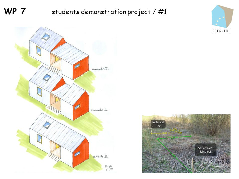 WP 7 students demonstration project / #1