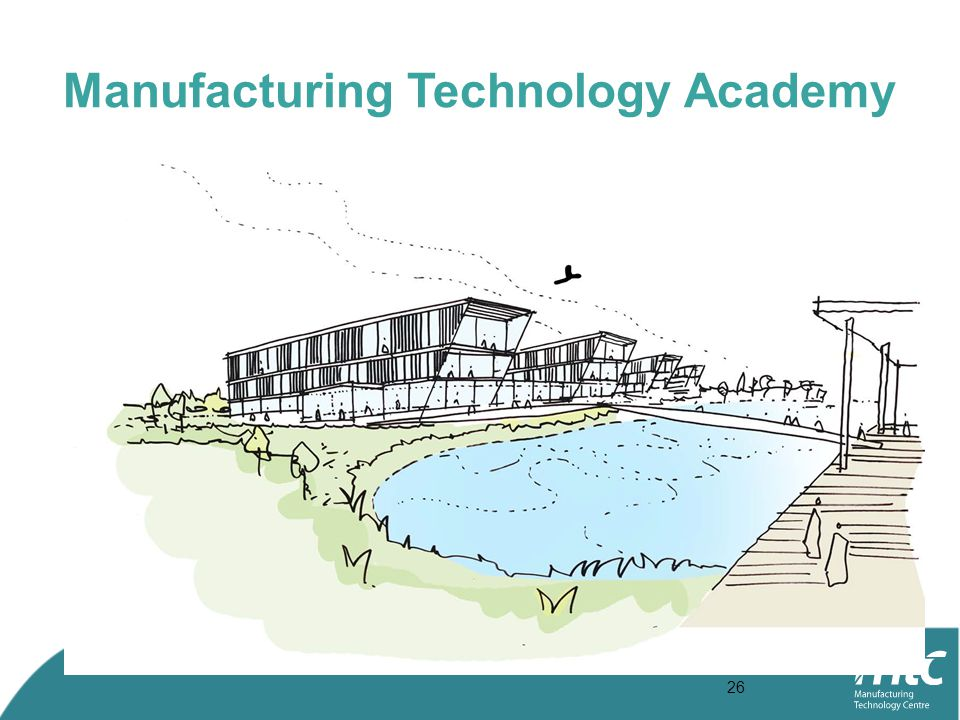 Manufacturing Technology Academy 26