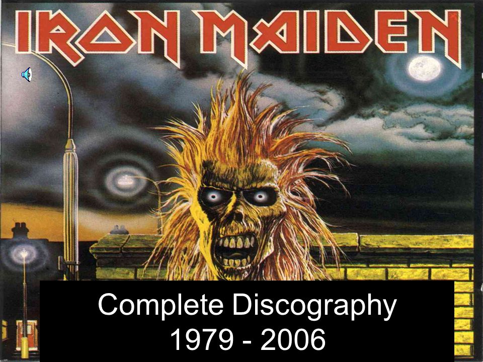 Complete Discography 1979 - 2006