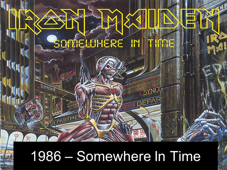 1985 – Live After Death