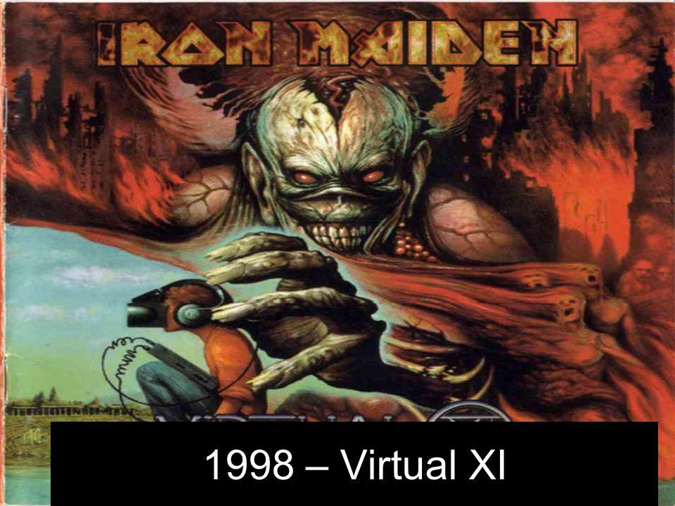 1998 – In Profile Iron Maiden