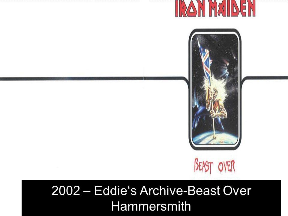 2002 – Eddie's Archive-BBC Archives