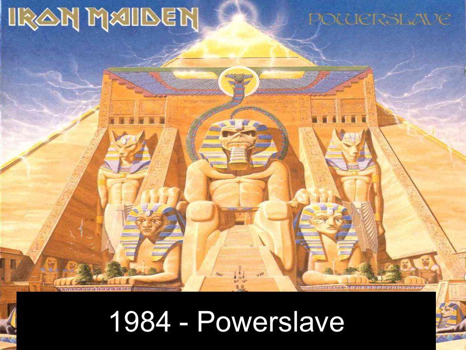 1983 – Piece Of Mind