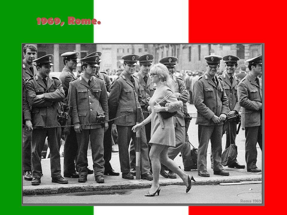 1969, Rome.