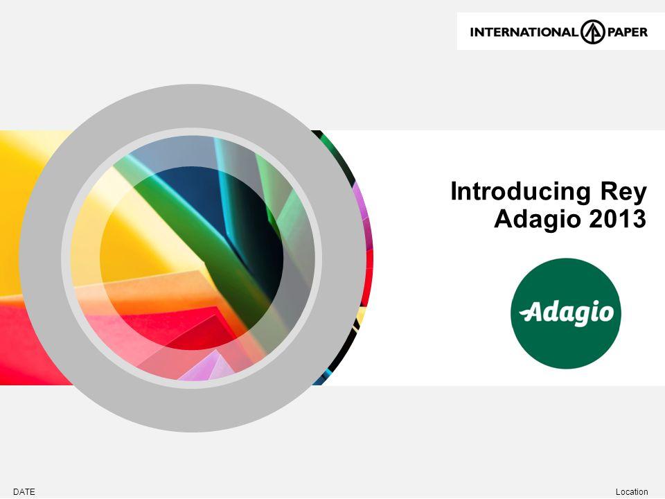 LocationDATE Introducing Rey Adagio 2013