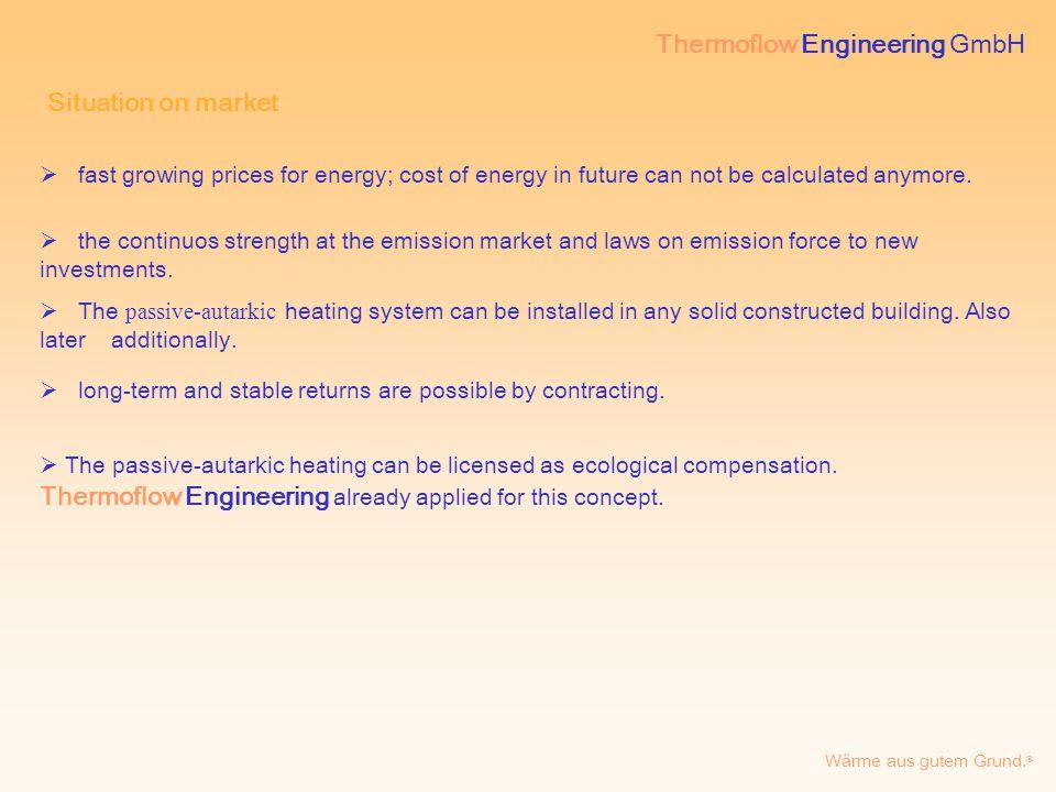Thermoflow Engineering GmbH Wärme aus gutem Grund.
