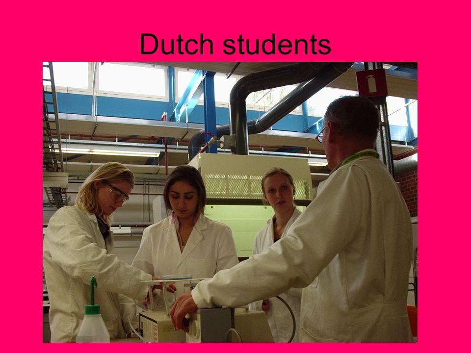 Dutch students