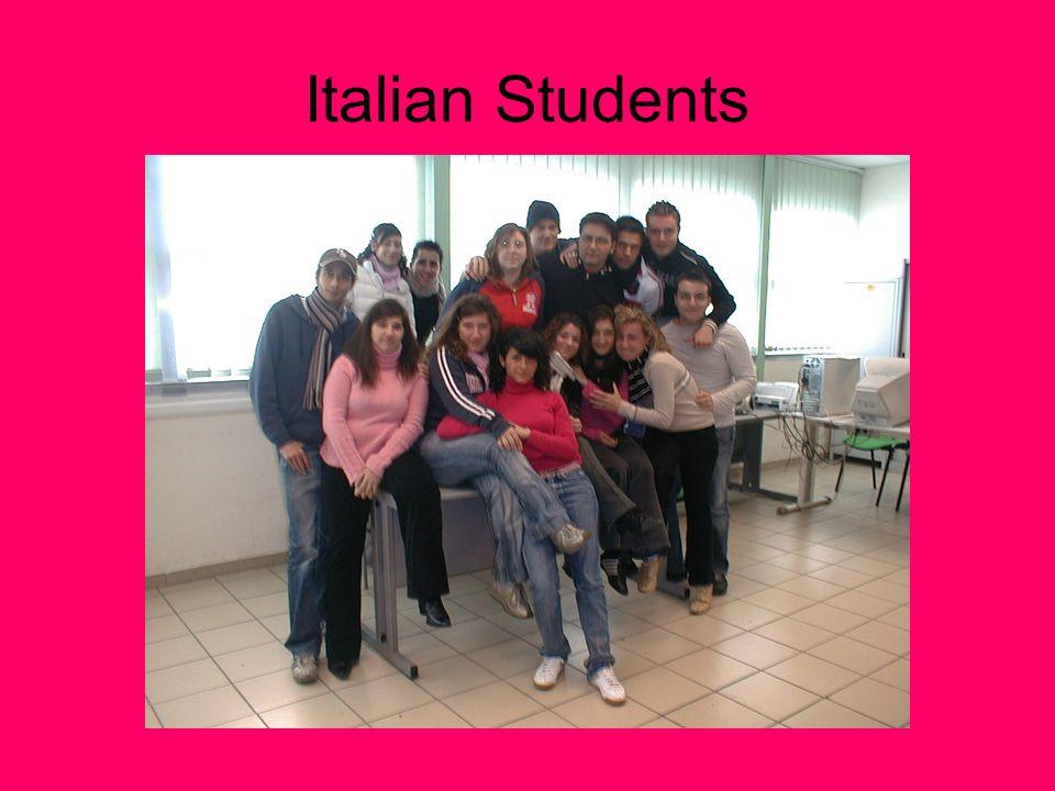 Italian Students