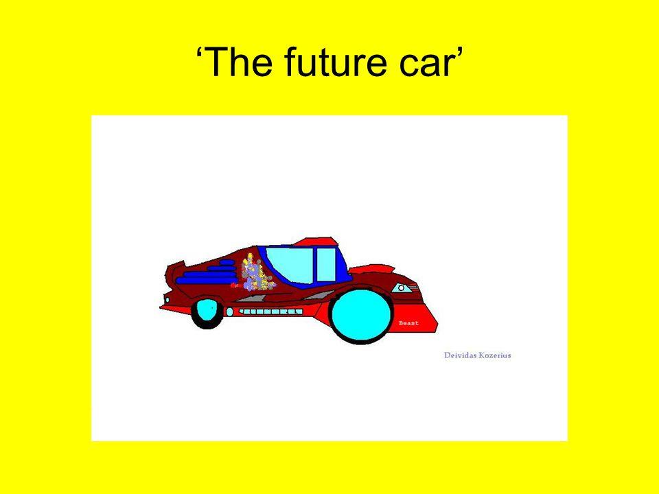 'The future car'