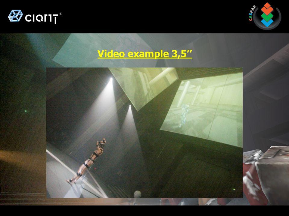 Video example 3,5''