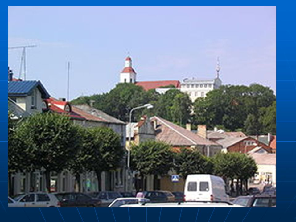 Trakai, Nida and other beautiful places