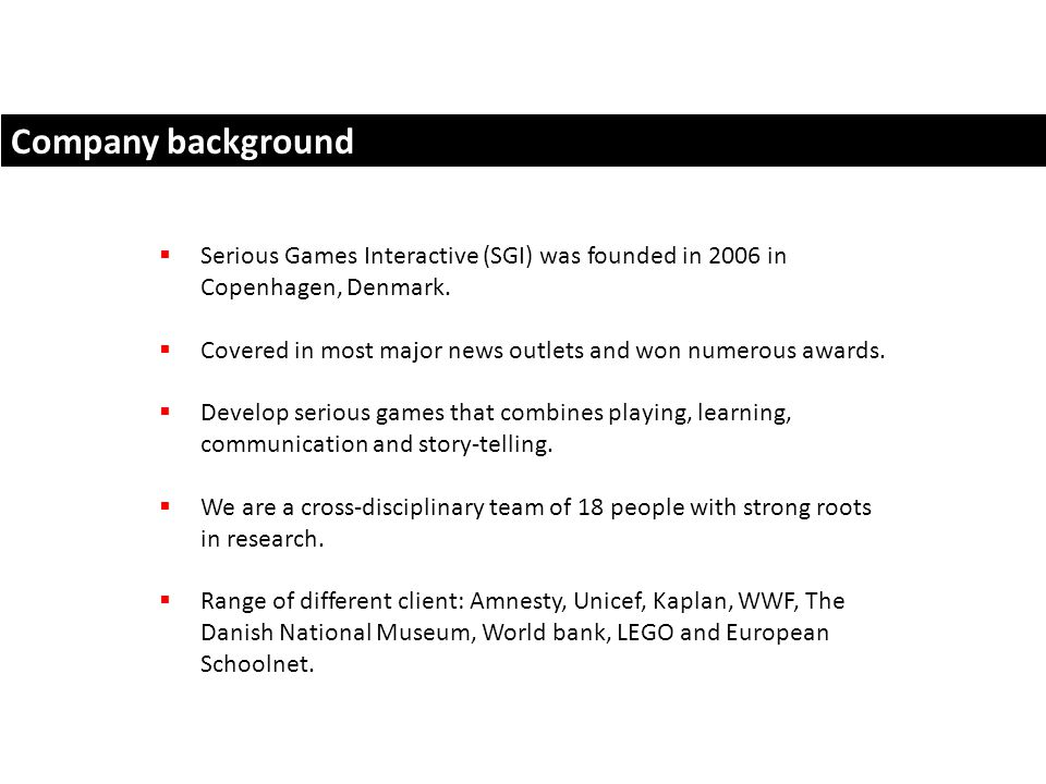 We invest 3 Billion hours every week in playing games Everyone…