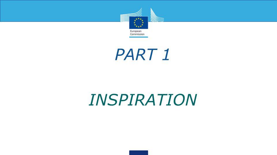 PART 1 INSPIRATION