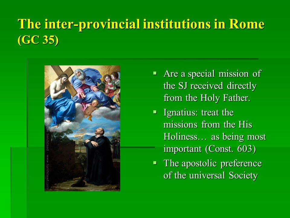 (10) The Pontificio Collegio Pio Brasiliano