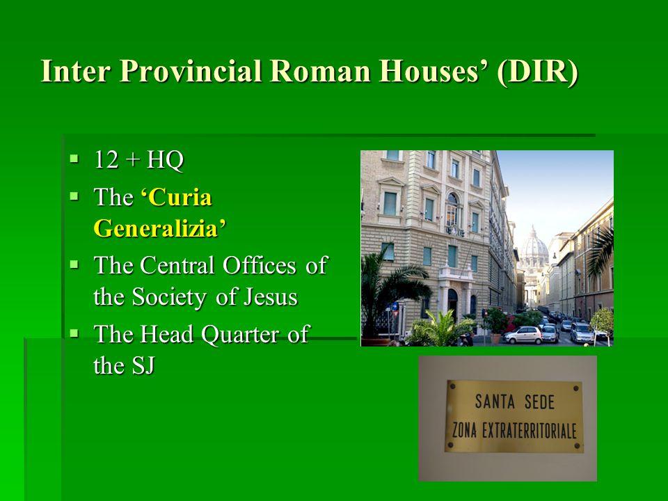 (11) The Pontificio Collegio Pio Latino Americano