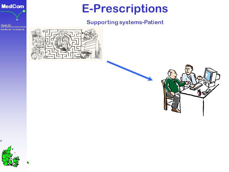 VANS e-Prescriptions Denmark