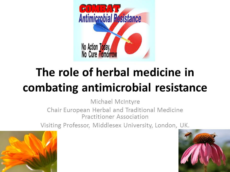 Synergy vital in combating AMR Medicine increasingly using combination therapies to combat many serious diseases e.g.
