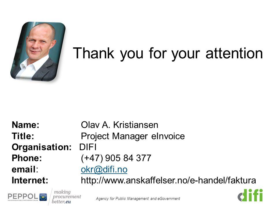Name: Olav A.