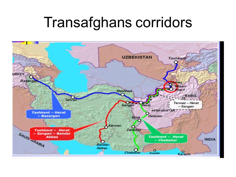 Transafghans corridors