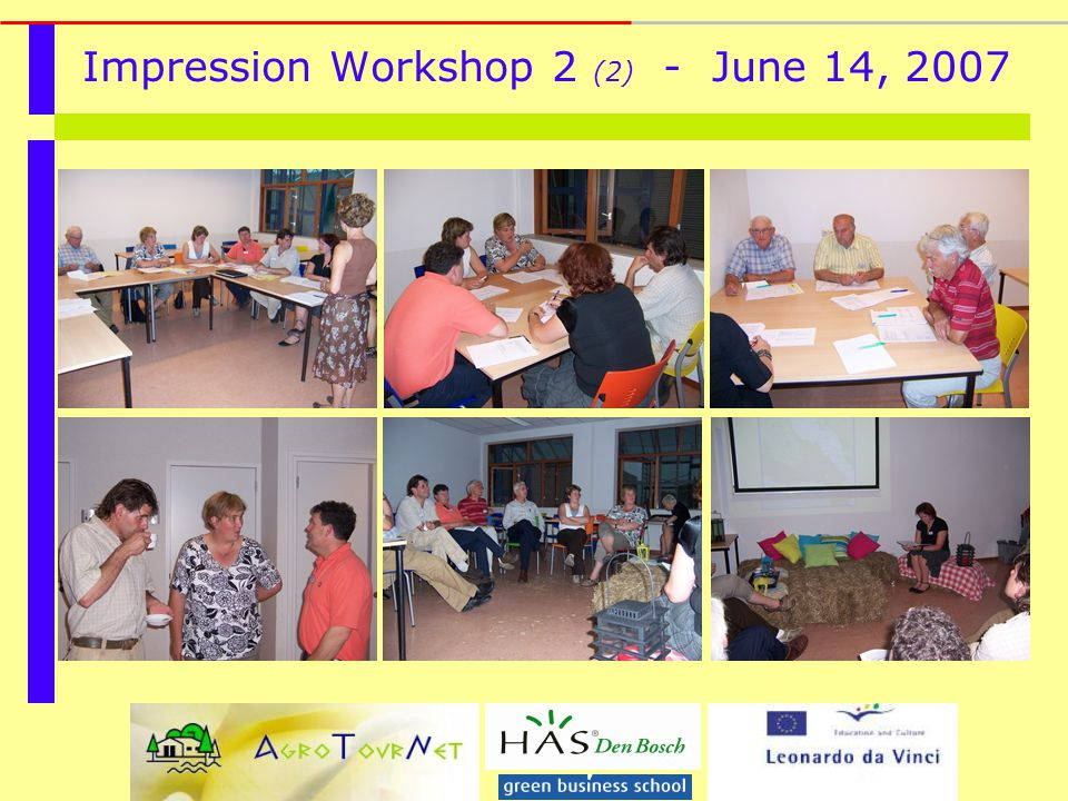 Impression Workshop 2 (2) - June 14, 2007
