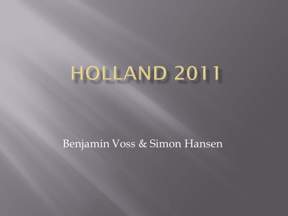Benjamin Voss & Simon Hansen
