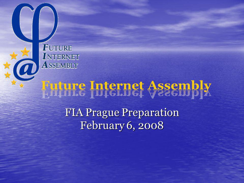 FIA Prague Preparation February 6, 2008