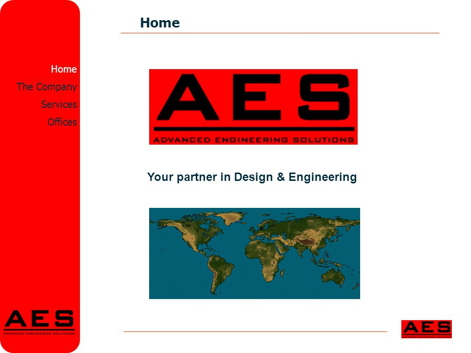 AES is a flexible technical consultancy company, which strongly believe in long-term partnerships with its clients.