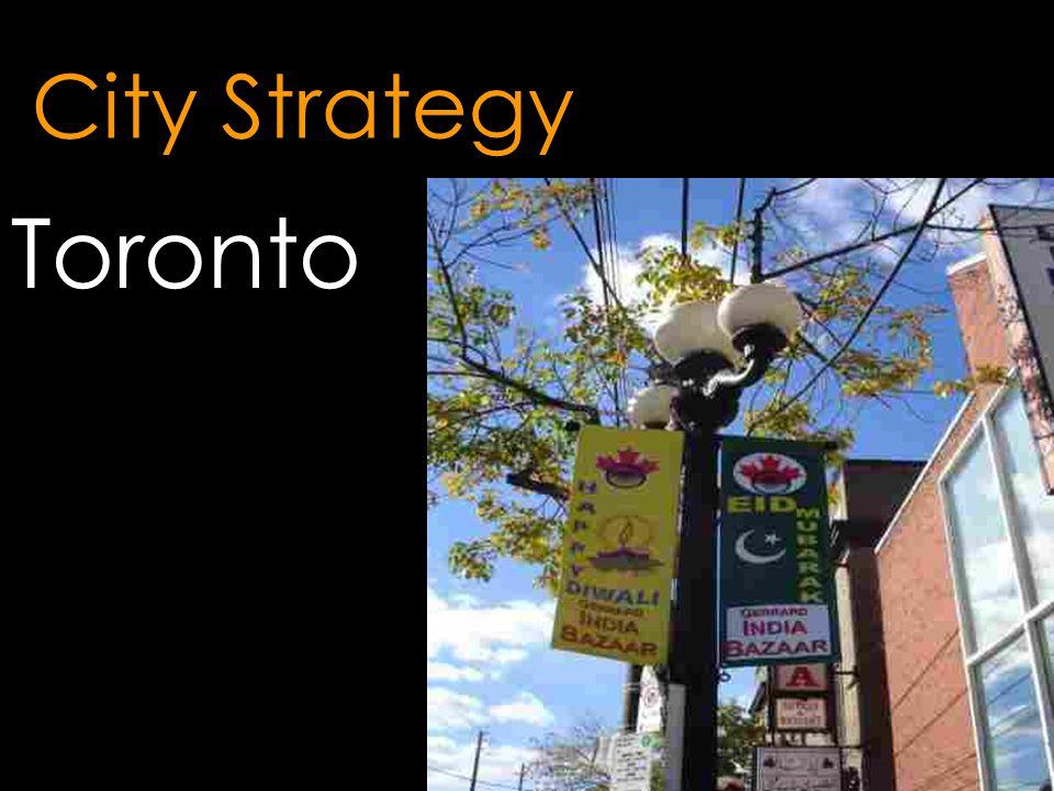 Toronto City Strategy