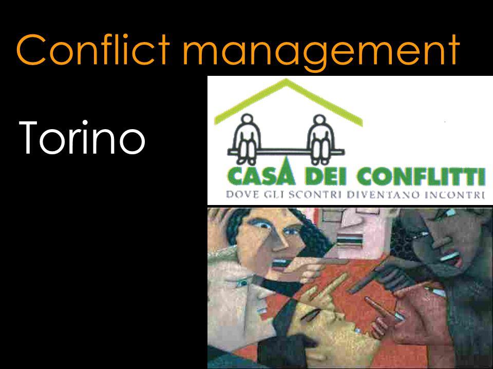 Torino Conflict management
