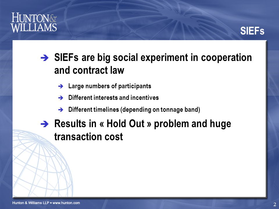 3 The Conundrum REACH creates conundrum  Consortium is voluntary, and SIEF is mandatory  Consortium is ahead, and SIEF lags behind  Consortium is manageable, and SIEF often is not  Consortium has detailed cost and data sharing rules, and SIEF does not