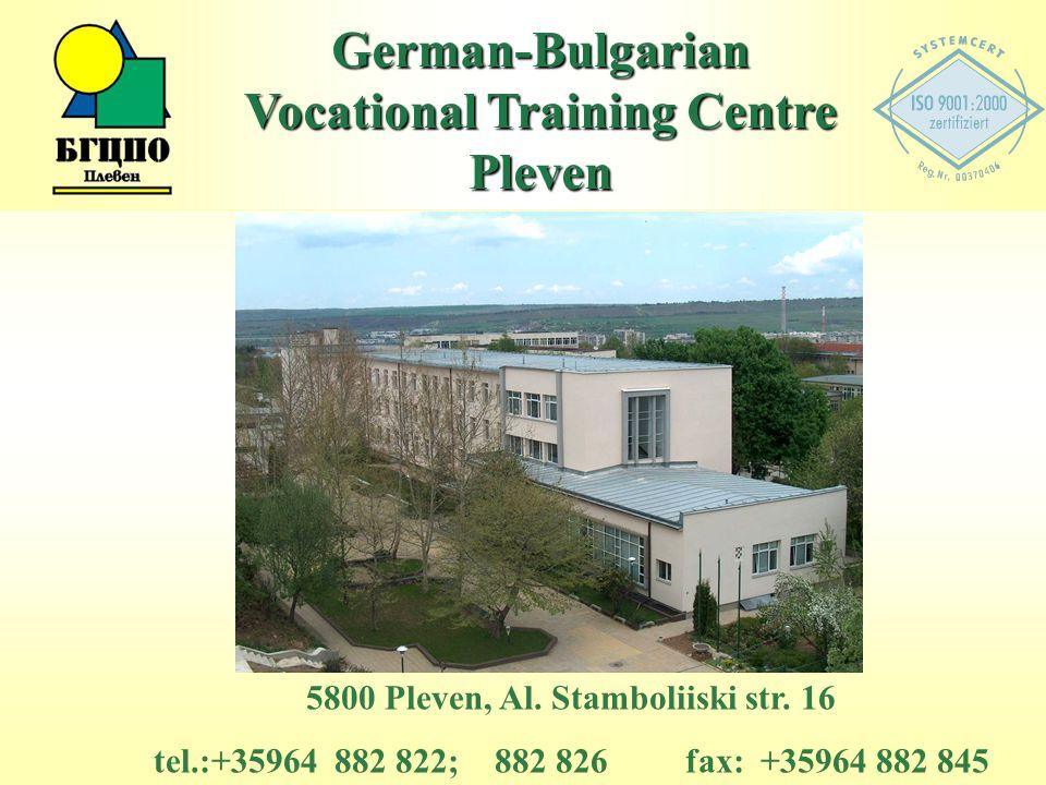 5800 Pleven, Al. Stamboliiski str.