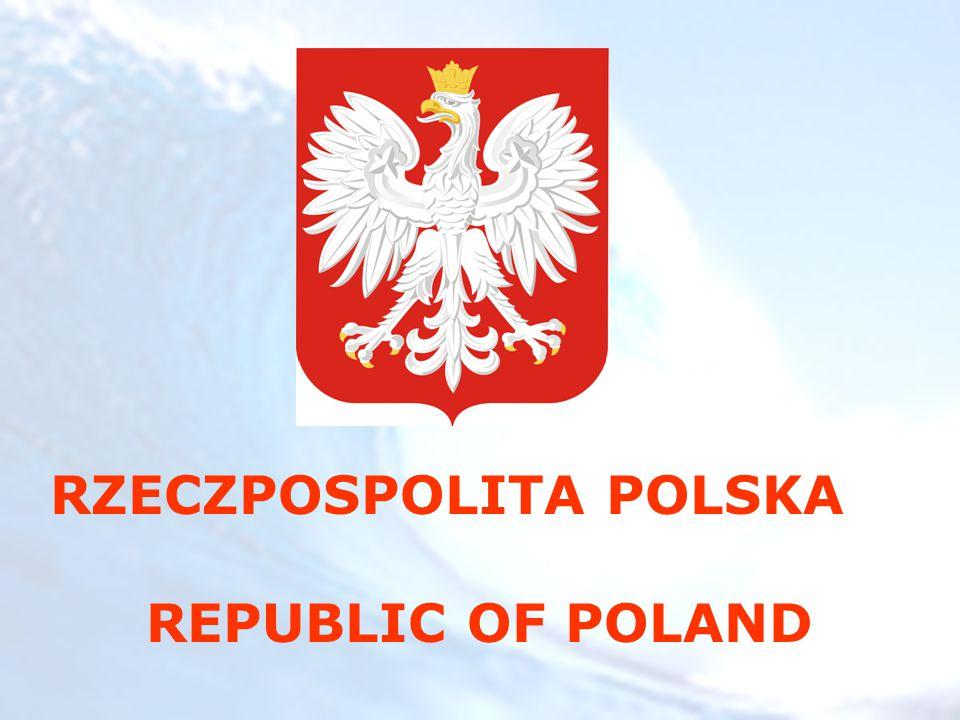 RZECZPOSPOLITA POLSKA REPUBLIC OF POLAND