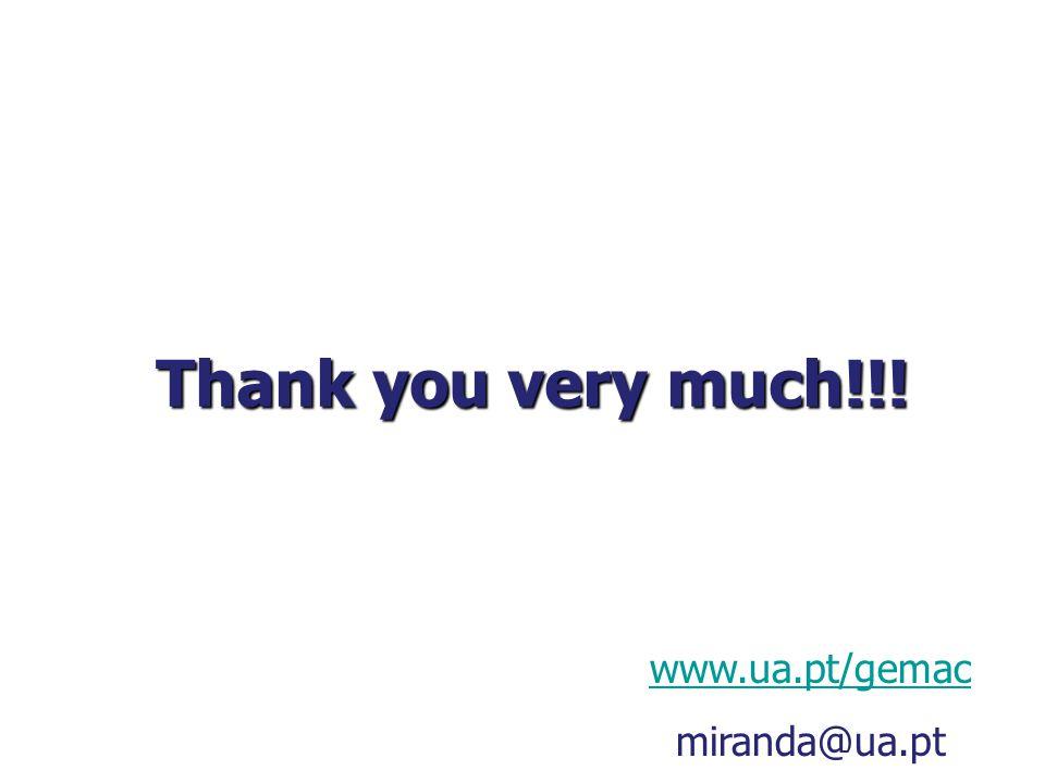 www.ua.pt/gemac miranda@ua.pt Thank you very much!!!