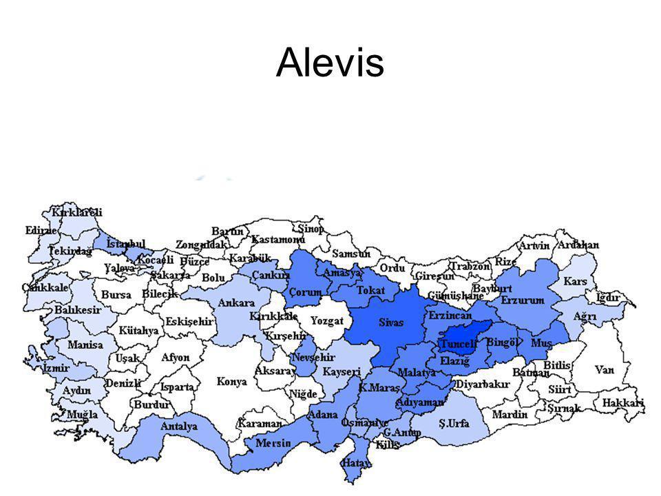 Alevis