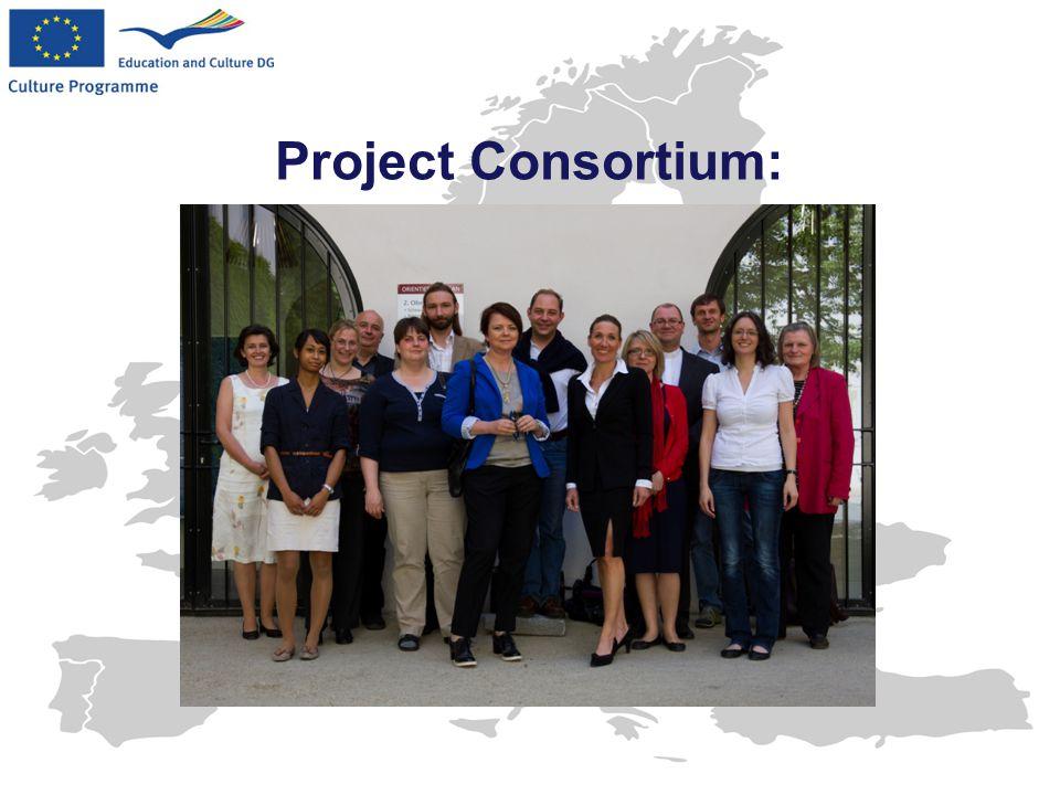 Project Consortium: