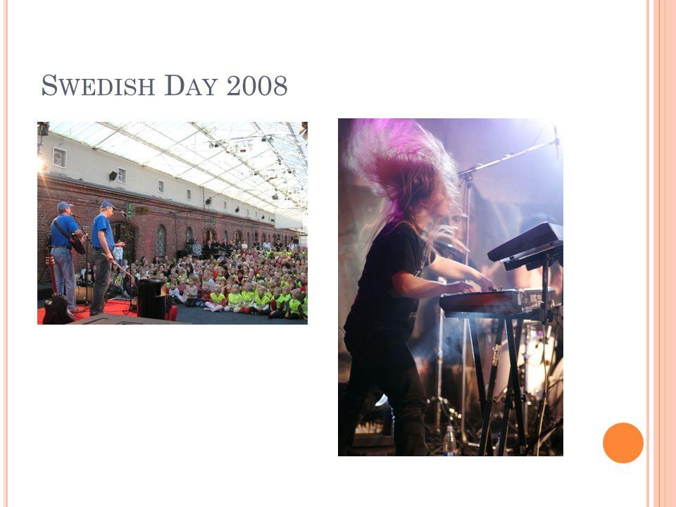 S WEDISH D AY 2008
