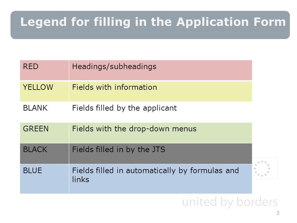 Application Form 4