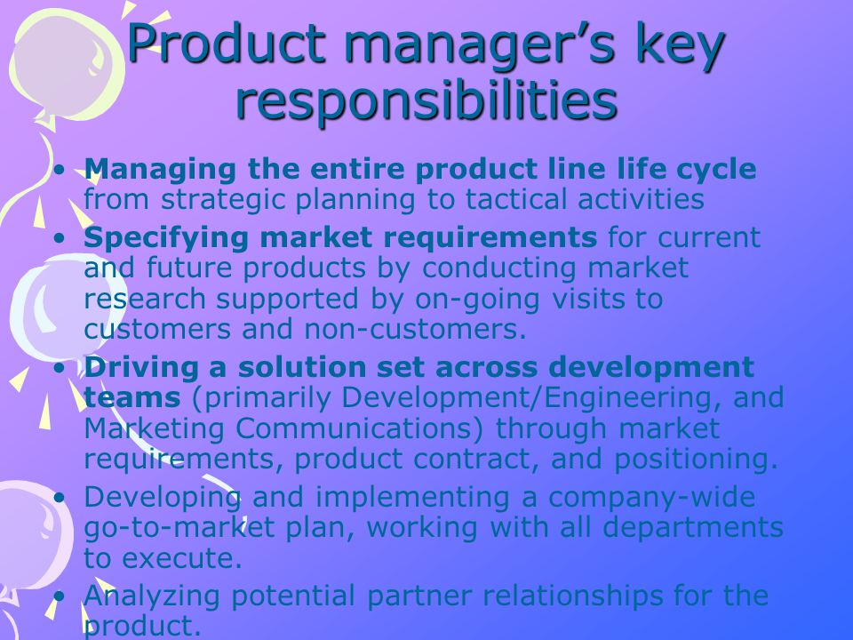 2008 Annual Product Management and Marketing Survey Each year Pragmatic Marketing conducts a survey of product managers and marketing professionals.