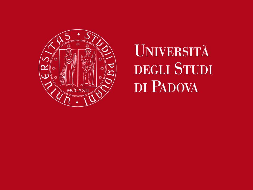 University of Padova: At a glance