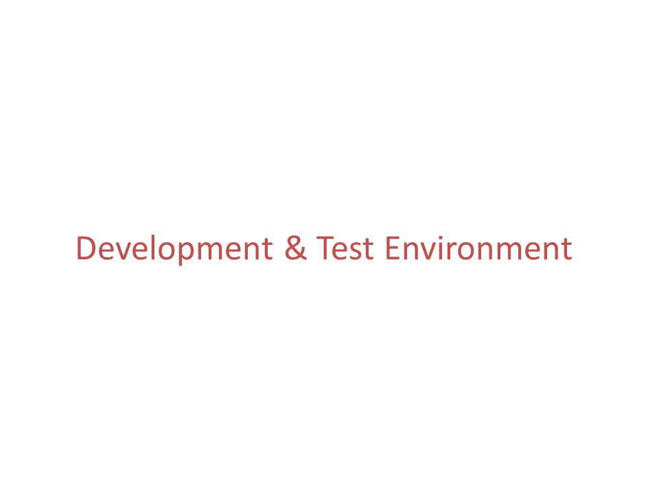Build Community Starting with Open Source Development Practices Jenkins Automated build/test Code Coverage Github Open Source Automated Test