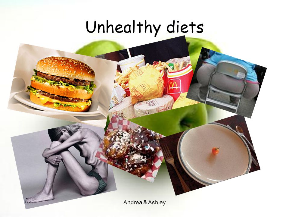Andrea & Ashley 8 tips for eating well 1.Base your meals on starchy foods Starchy foods such as bread, cereals, rice, pasta and potatoes 2.Eat loads of fruit and vegetables 3.Eat more fish 4.Cut down on saturated fat and sugar (likes cakes, pastries, butter etc) 5.Try to eat less salt..