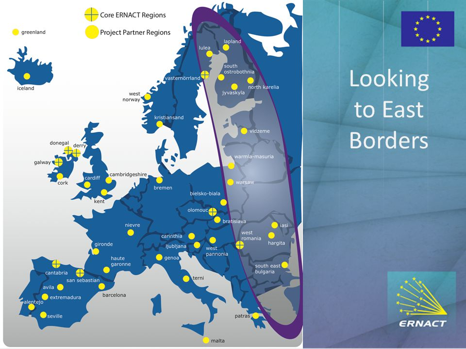 Looking to East Borders