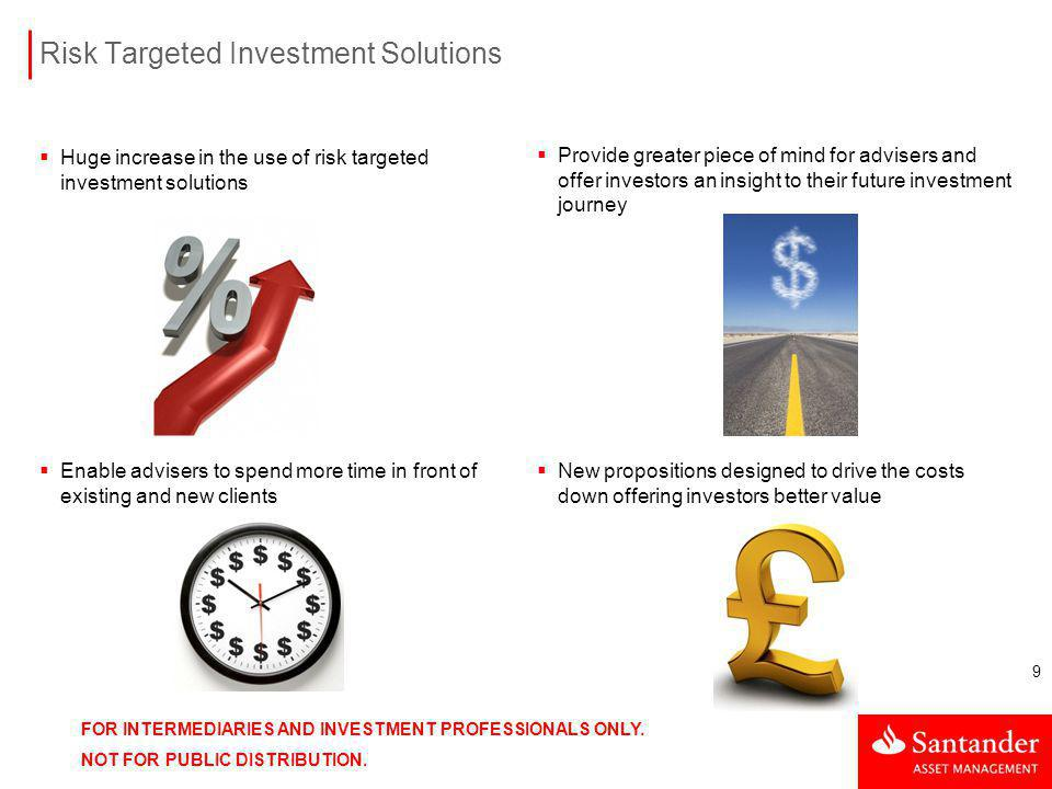 FOR INTERMEDIARIES AND INVESTMENT PROFESSIONALS ONLY.